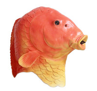 Realistic Fish Mask Inspiration From European Real Carp