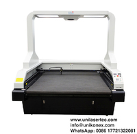 UL-VD180100 Printed Fabric Laser Cutter