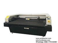 Hockey Jersey Laser Cutting Machine & Sportswear Laser Cutter