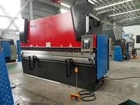 WC67K CNC Hydraulic Sheet Metal Press Brake Bender Machine with DA41s System