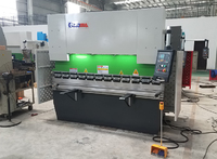 WC67K NC Hydraulic Plate Press Brake with E21 Controller