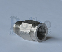 Carbon steel special nut for automobile