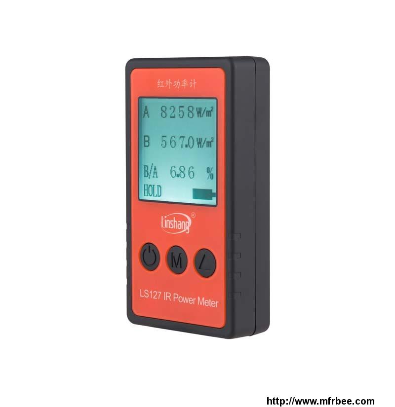 Power Factor Meter : Ls ir power meter mfrbee