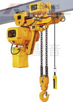 10T Low Headroo Electric wire rope hoist