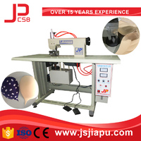 JIAPU Ultrasonic Underwear Making Machine with CE certificate