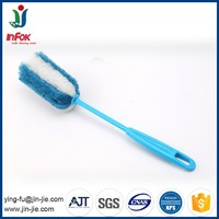 Plastic Handle Kitchen Glass Tin Cup Bottle Washing Cleaning Brush