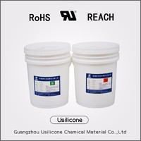 Silicone Potting Compound for electronic component for LED drivers and electronic component
