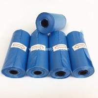 Biodegradable Disposable Plastic Dog Poop Bag on Roll