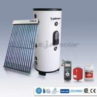 Split Pressurized Solar Water Heate
