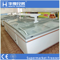 commercial freezer for cold food