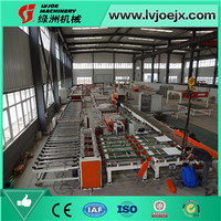 Automatic PVC Gypsum Board Lamination Machine with Cutting, Packaging Machine