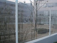 more images of 3D Security Fence