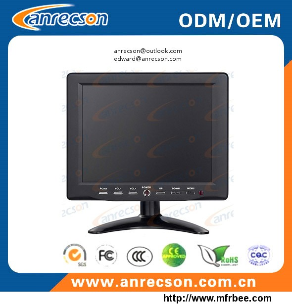 commercial_portable_mini_8_inch_cctv_monitor