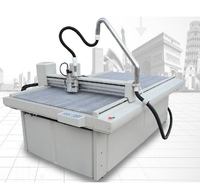 Acrylic router series high speed flatbed digital cutter