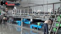 2640/450 Fourdrinier Multi Cylinder Culture Paper making Machine