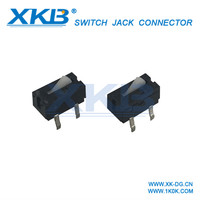 Factory Outlet on-off switch black push button