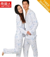 men and women cotton leisurewear suit