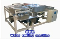 Wafer production line-cutting machine J2