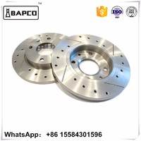 China best factory brake disc supplier