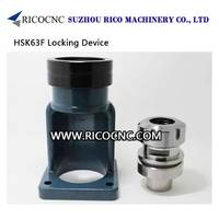 HSK63 Toolholder Tightening Fixtures for ISO40 BT40 Tool Change Out