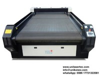 Footwear laser cutting machine