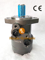 mixer machine parts BMR hydraulic motor
