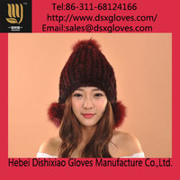 Winter Mink Hat for Women