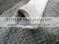 Custom fabricated Exhaust Pipe Heat Blanket