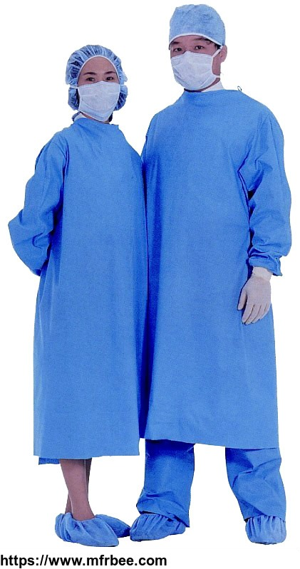 medical_disposable_products_nursing_gown