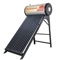 Heat Pipe Solar Water Heater