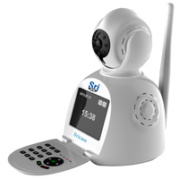 Sricam SP003 Battery Powered Free Video Call Wireless IP Camera