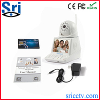 Sricam SP004 Free Video Call Wireless IP Camera P2P Babysense