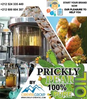 Producer of prickly pear seed oil
