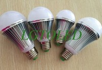 Super bright E27 epistar led chip led bulb light with CE&ROHS approved