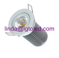 Dimmable COB 15W Led downlight
