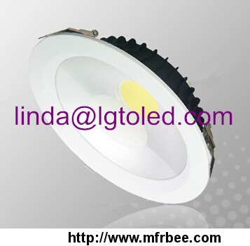 100_240v_30w_dimmable_cob_led_ceiling_light