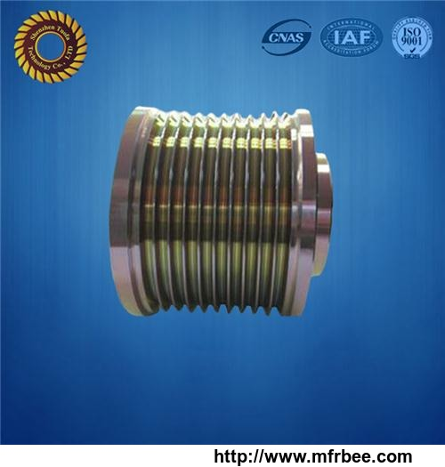 chrome_plated_steel_precision_cnc_machining_parts