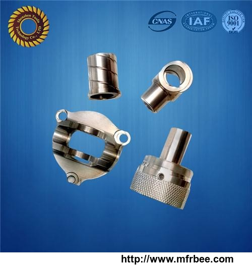 Zinc/nickel/tin/chrome Plated Steel CNC Machining