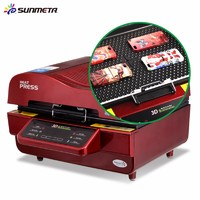 3D Multi-Function Vacuum Sublimation Heat Press Printing Machine