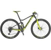 2019 Scott Spark RC 900 World Cup 29er XC Full Suspension Mountain Bike - Fastracycles
