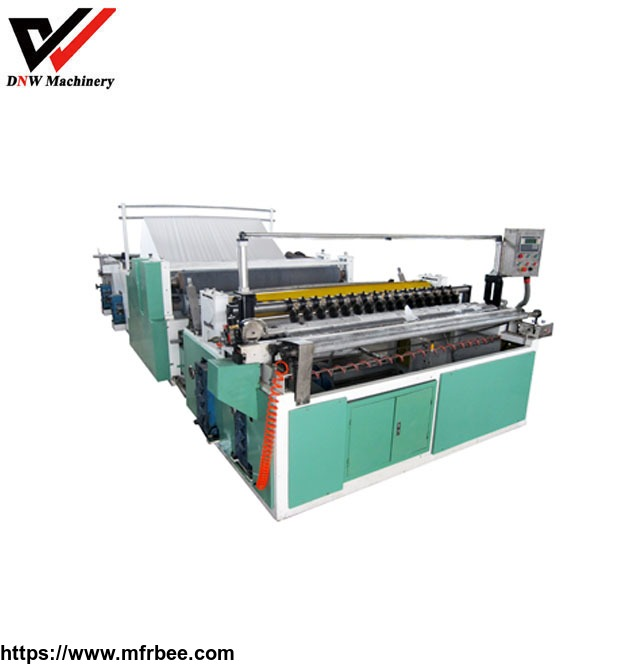 full_automatic_trimming_sealing_embossing_perforating_rewinder