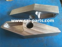 Parts Contract Manufacturing by CNC Machining Center