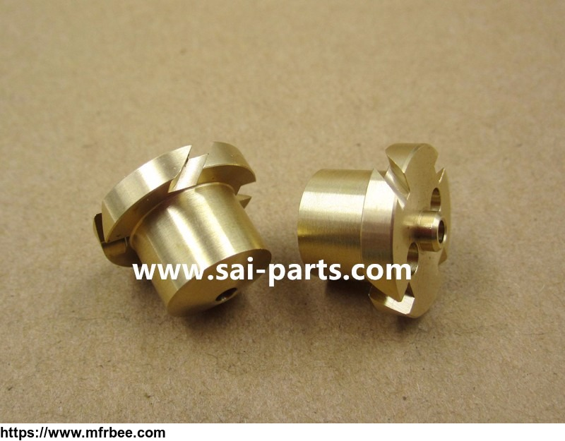 Custom Made CNC Machined Precision Mechanical Parts