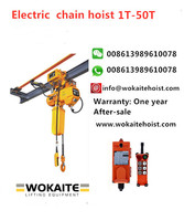 Heavy Duty China Manufacturer Electric Chain Hoist  with  1Ton