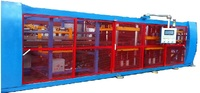 LX2417 4in1-B-S thermoforming machine