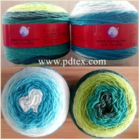 Hand knitting yarn, Yarn