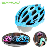 types of bicycle helmets SH-Cycling Helmet+ 3 Lens