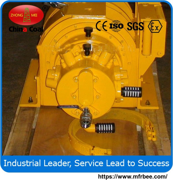 China Professional Manufacturer of Mining Air Scraper Winch (QJYPK8-9.3)