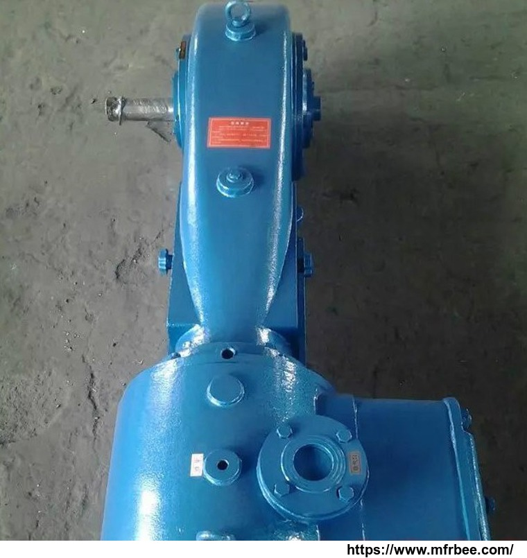 wy_reciprocating_vacuum_pump