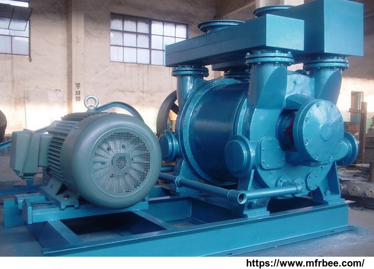 2bec_water_ring_vacuum_pump